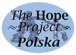 logo the hope project Polsk1a